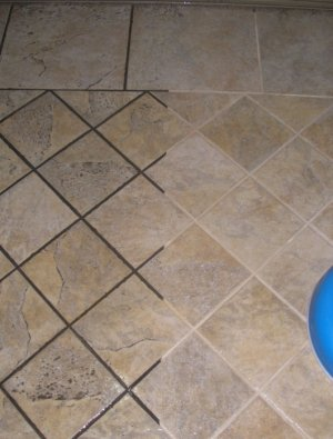 Professional Tile Cleaning El Dorado Hills Folsom Cameron Park - Best cleaner for dirty grout